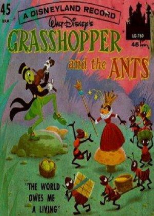 Châu Chấu Và Kiến - The Grasshopper and the Ants (1934) Vietsub