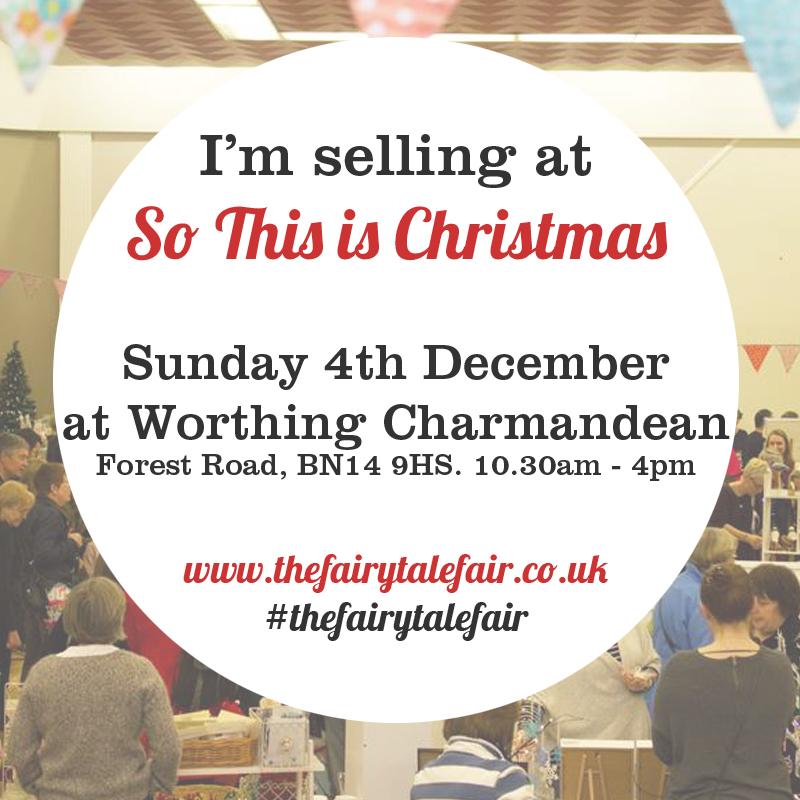 So This Is Christmas Fair 2016