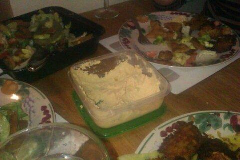 Lettie B's Blog: Cooking challenge 2012