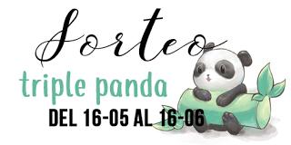 Sorteo Triple Panda
