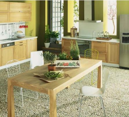 Art d co les cuisines alinea for Art et decoration cuisine