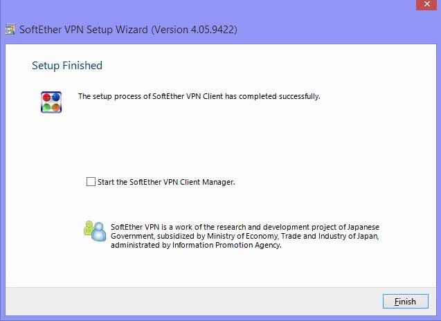 Softether vpn client manager на русском - f3309
