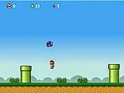 Sonic lạc vào thành phố Mario