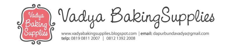 VADYA BakingSupplies