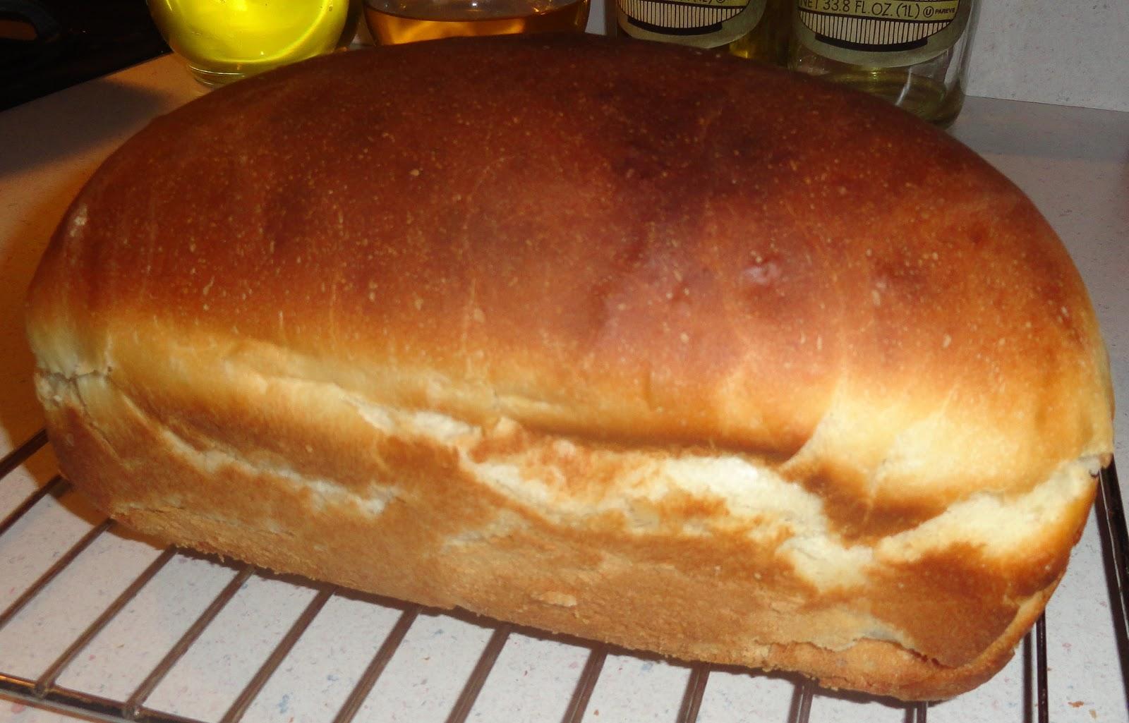 It's Just White Bread Recipe — Dishmaps