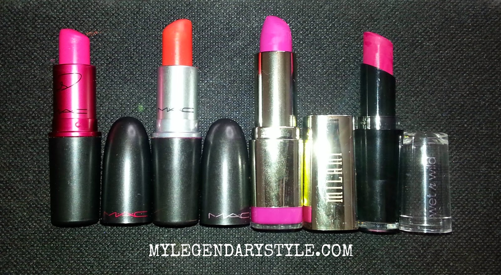 My Legendary Style Must Have Lipstick Colors For Spring And Summer