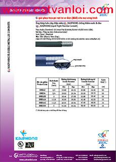 Electrical Flexible Metallic Conduit (FMC)- Electrical Flexible galvanized steel conduit (Interlock -Hot Dip Galvanized); Ống thép luồn dây điện mềm có bọc nhựa dày- Liquid-tight Flexible Metal Conduit (LFMC); Phụ kiện nối ống thép luồn dây điện mềm –Water-proof Flexible Conduit Connectors; straight squeeze connectors; Squeeze Type BX-Flex Connector ; Liquid-tight Conduit Connectors; ống ruột gà lõi thép mạ kẽm luồn dây điện, ống luồn dây điện mềm, ống ruột gà tráng kẽm không bọc nhựa, ống đàn hồi thép luồn dây điện- Flexible metallic conduit- water proof flexible galvanized steel conduit – liquid tight flexible metal conduit- KAIPHONE – BLISS- PVC coated Flexible galvanized conduit- Electrical Galvanized steel conduit, EMT conduit, IMC conduit, RSC conduit, BS4568 conduitElectrical Metallic Tubing EMT UL797/ANSI C80.3; Intermediate Metal Conduit IMC UL1242/ANSI C 80.6;  Rigid Steel Conduit  RSC ANSI C80.1/UL6; White steel conduit BS4568 Class 3: 1970; White steel conduit JIS C8305 type E /type C / type G; ống ruột gà lõi thép mạ kẽm luồn dây điện, ống luồn dây điện mềm, ống ruột gà tráng kẽm không bọc nhựa, Flexible metallic conduit- water proof flexible galvanized metallic conduit – liquid tight flexible metal conduit