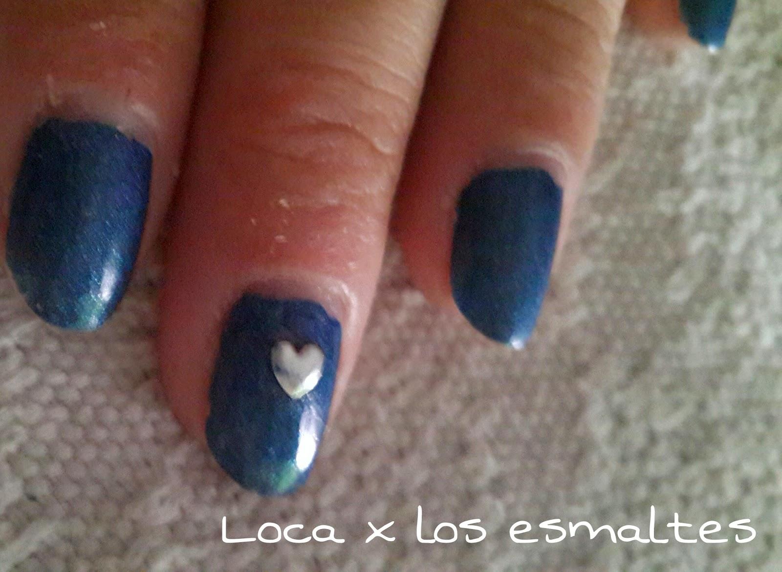Loca X Los Esmaltes..: Jeans Oscuro- Allegro