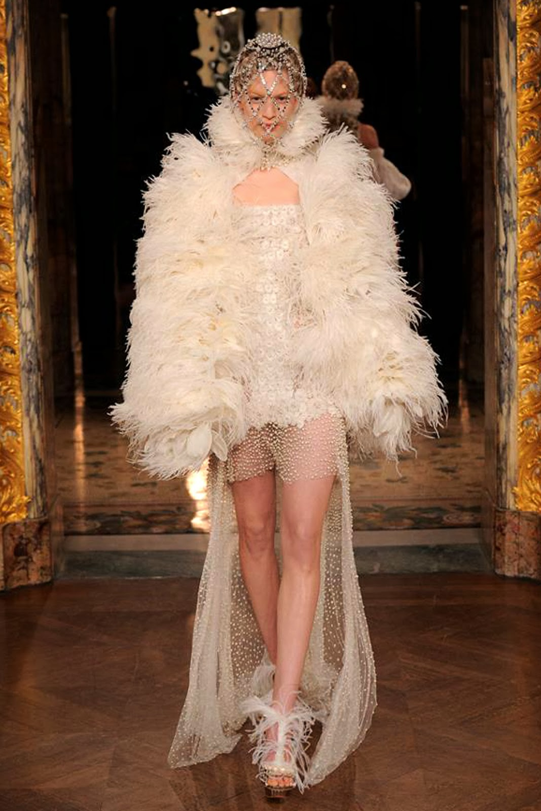 mille feuille alexander mcqueen fw 20132014 fashion