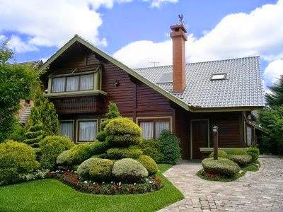 Casa madeira bh