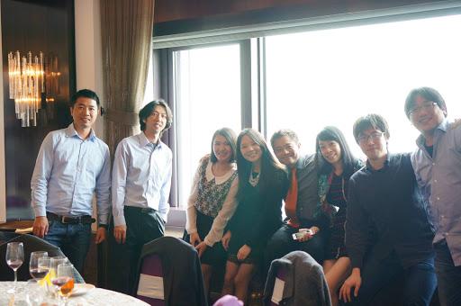 (圖說:Fliptop 曾經的台灣團隊合照。原作者提供。)