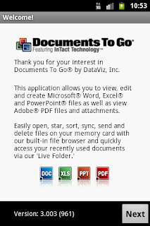 Documents To Go Full Version Key