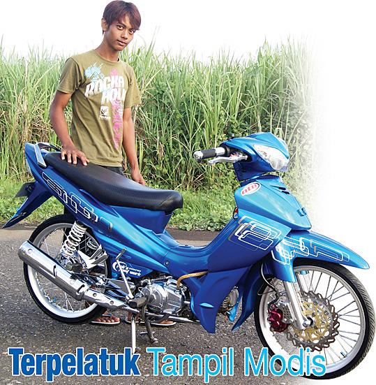 Yamaha Jupiter Z '06 : Ingin Tampil Trendy