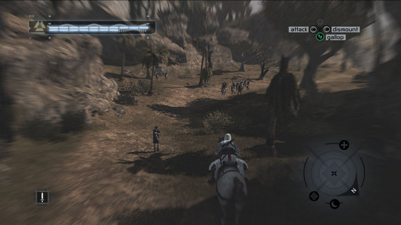 assassins creed pc game screenshot 4 Assassins Creed (PC/ENG) Full Rip