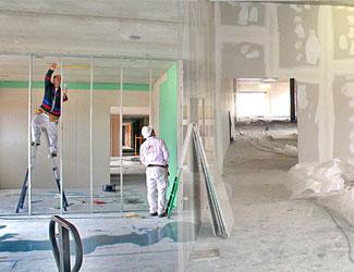 El maestro de obras xavier valderas los locos del pladur - Hacer pared pladur ...