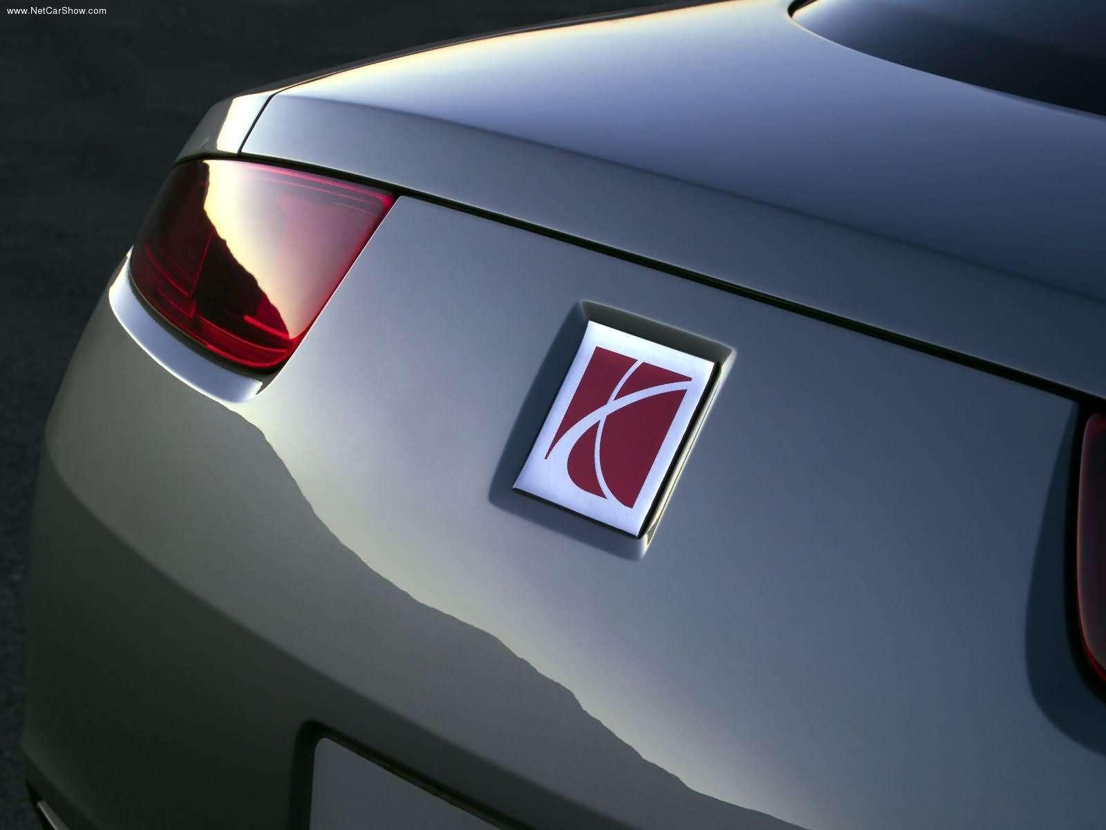 Hình ảnh xe ô tô Saturn Curve Concept 2004 & nội ngoại thất