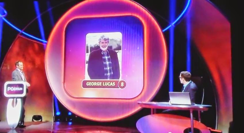 george lucas on pointless