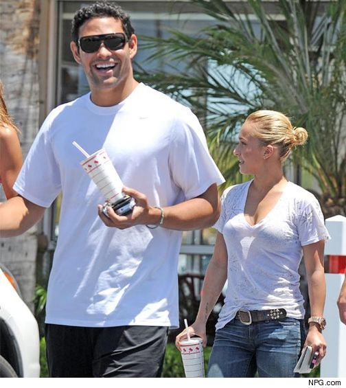New Couple: Hayden Panettiere And Mark Sanchez (PHOTO)???
