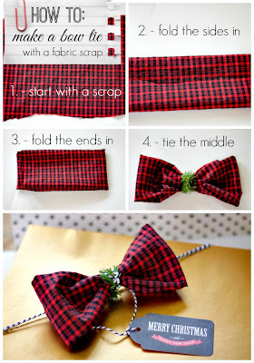 DIY gift wrap with old clothes, shared by Creating Really Awesome Free Things