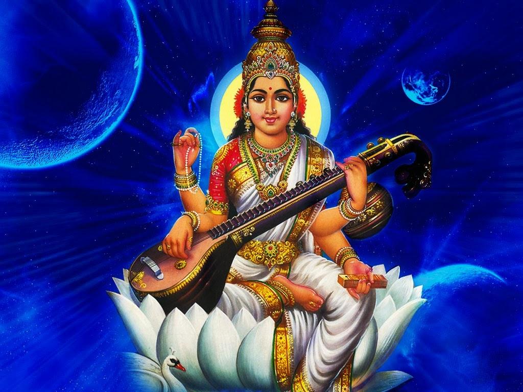 Beautiful Wallpapers Saraswati Maa Hd Wallpapers Images For Free