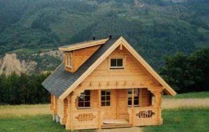Algo mas duro casas de madera para ni os - Casas de maderas para ninos ...