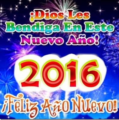 Mensajes De Feliz Año Nuevo 2016 | Poemas