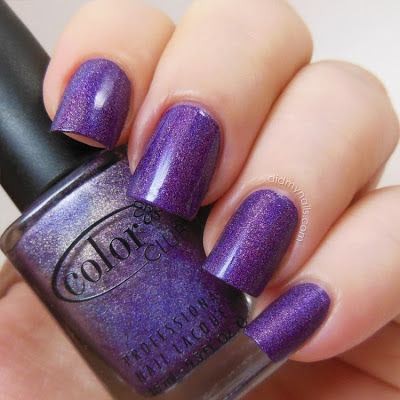 Color Club Wild At Heart swatch