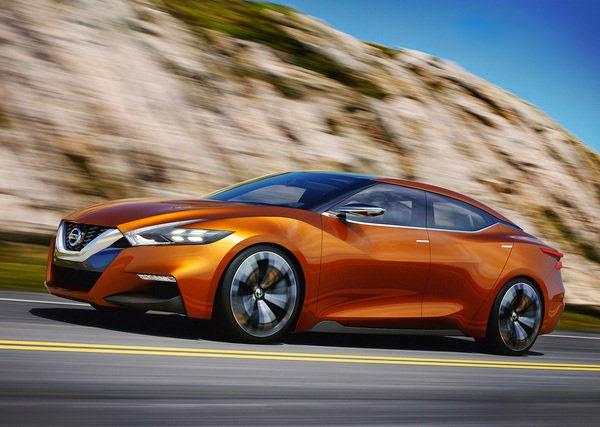 Nissan Sport Sedan Concept Review