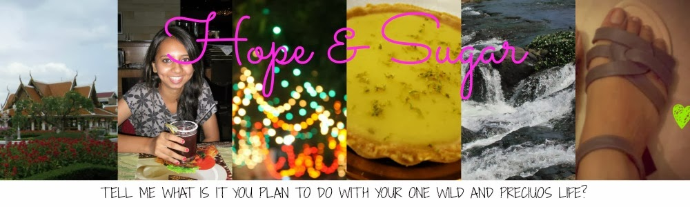 Hope & Sugar