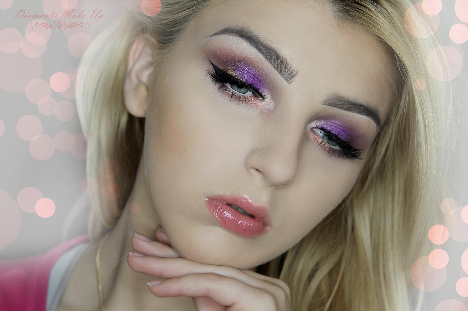 Todays Look - Romantic Purple