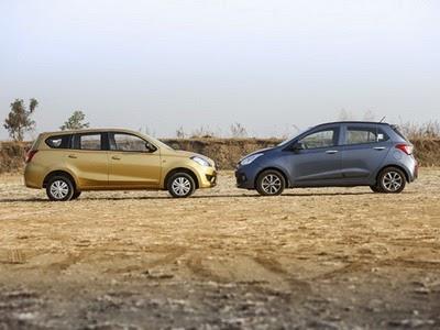 Pilih Hyundai Grand i10 atau Datsun Go+?