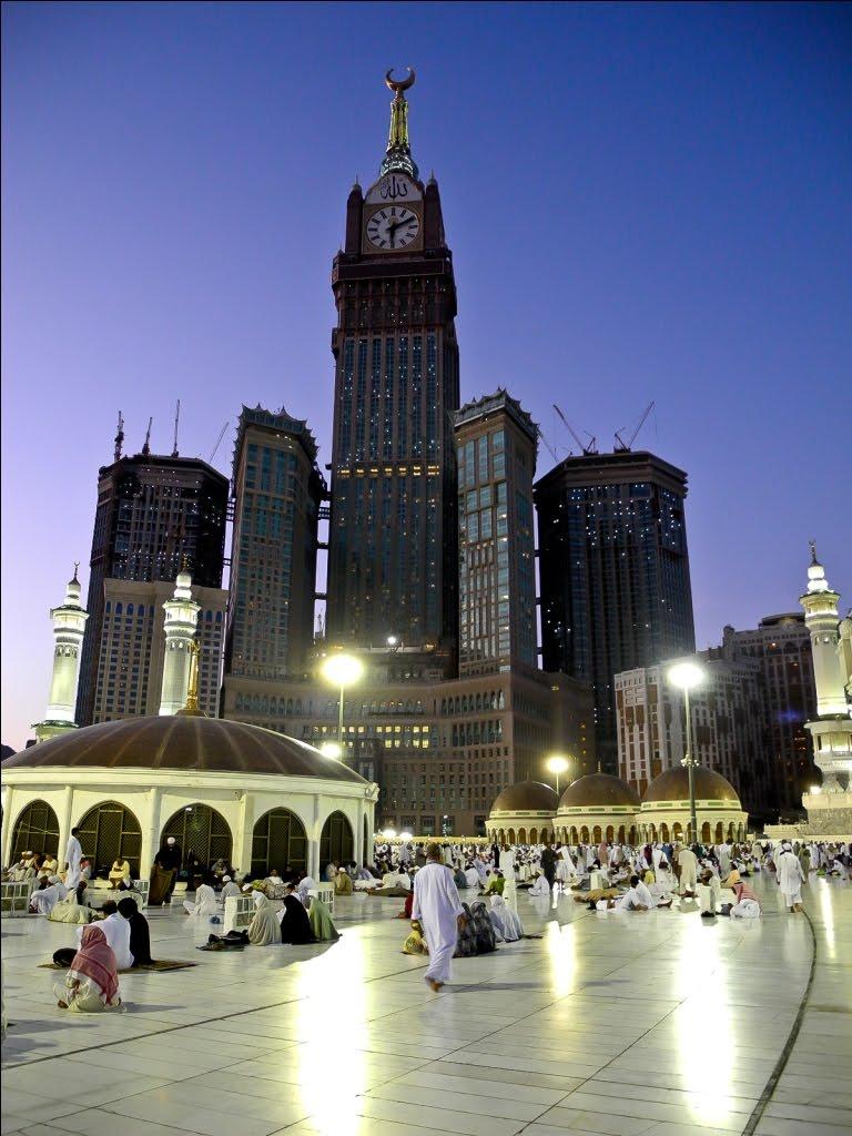 Mecca- Kaabah 1