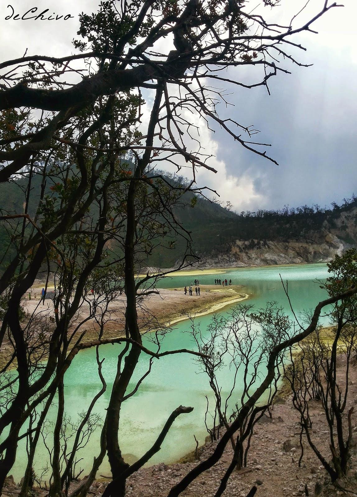 Danau Kawah Putih Ciwidey Bandung