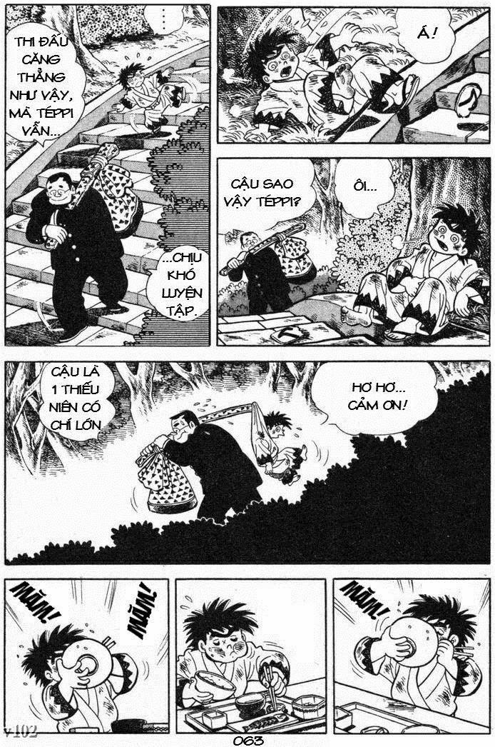 Siêu quậy Teppi chap 90 - Trang 18