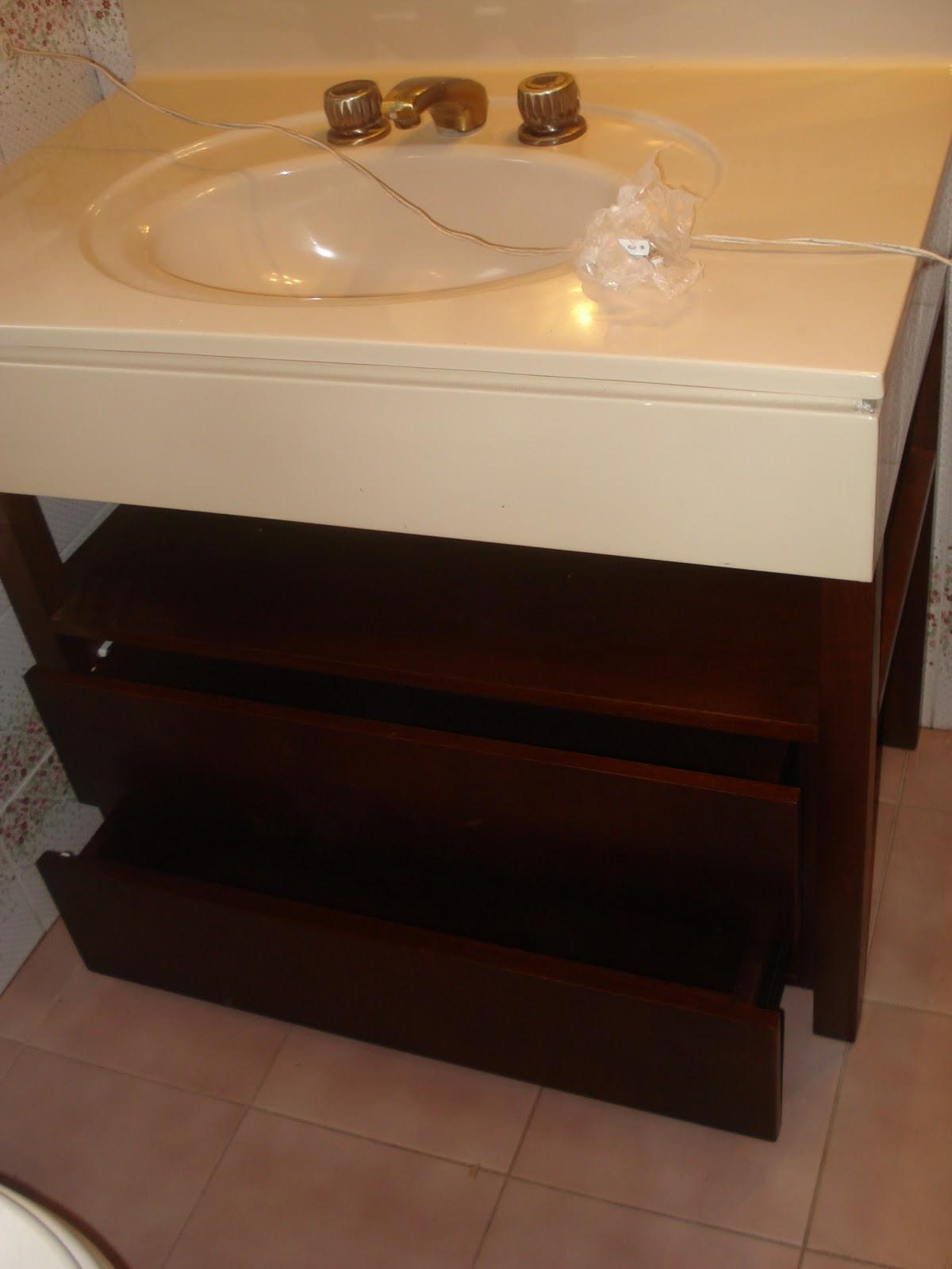 Muebles De Baño Color Roble Claro : Muebles de ba?o daa carpinter?a