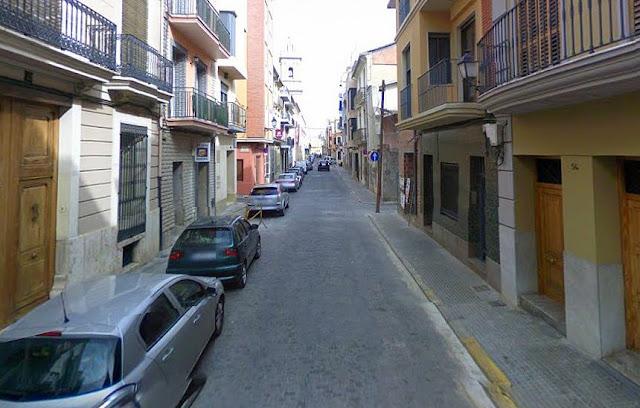 Calle Nou del Convent ca.2015. Google Maps.