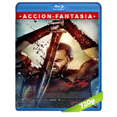 300 El Nacimiento De Un Imperio (2014) BRRip 720p Audio Trial Latino-Castellano-Ingles 5.1