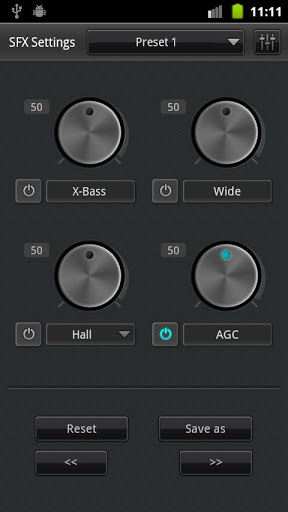 jetAudio Plus v2.0.1 for Android