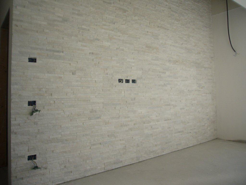 Gabbatore mattia rivestimento parete rivestimento pietra - Rivestimento cucina bianca ...