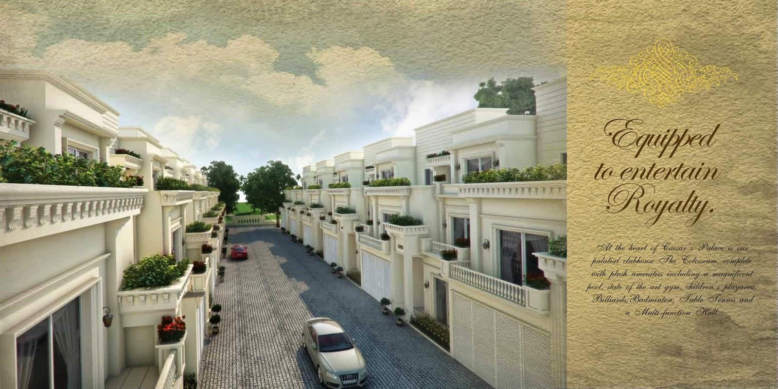 sarjapur road villas
