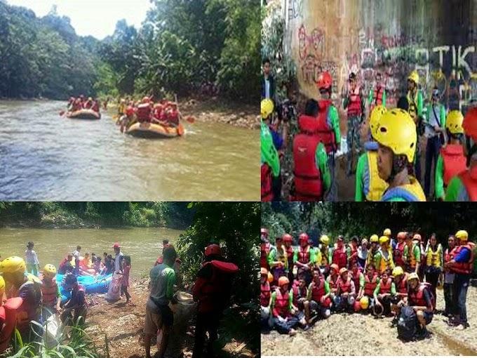 Dandim 0508/Depok Ajak Masyarakat Peduli Kebersihan Sungai Ciliwung