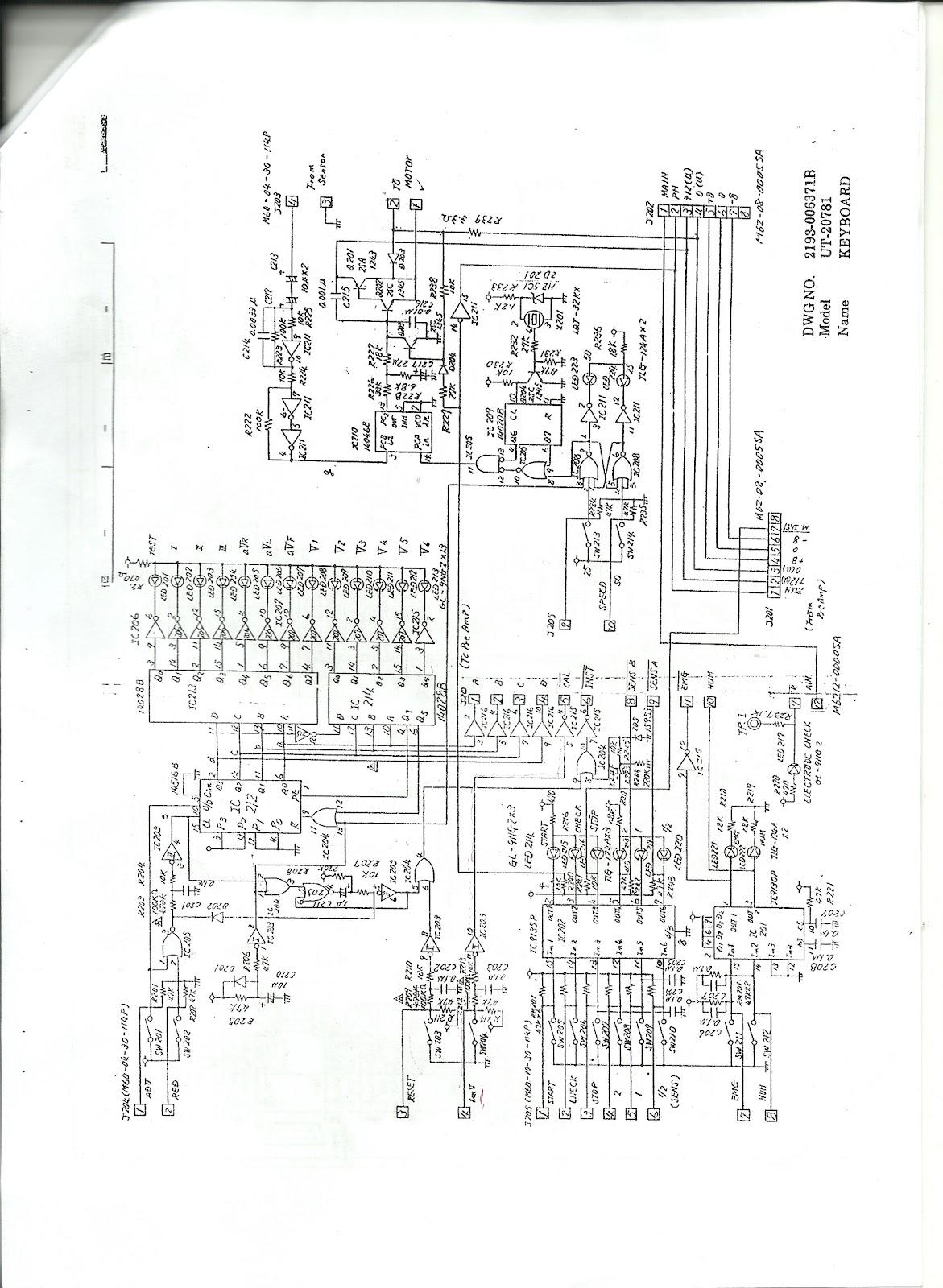 Live Is Flow Wiring Diagram Ecg Ekg