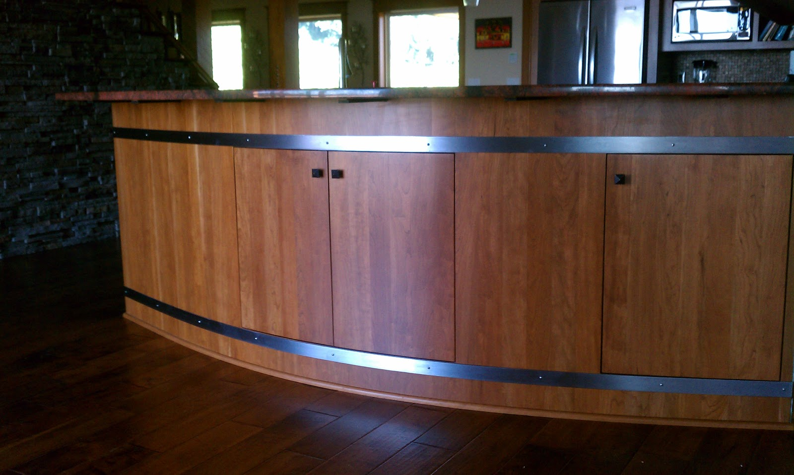 wine barrel bar | MD Haney & Co.