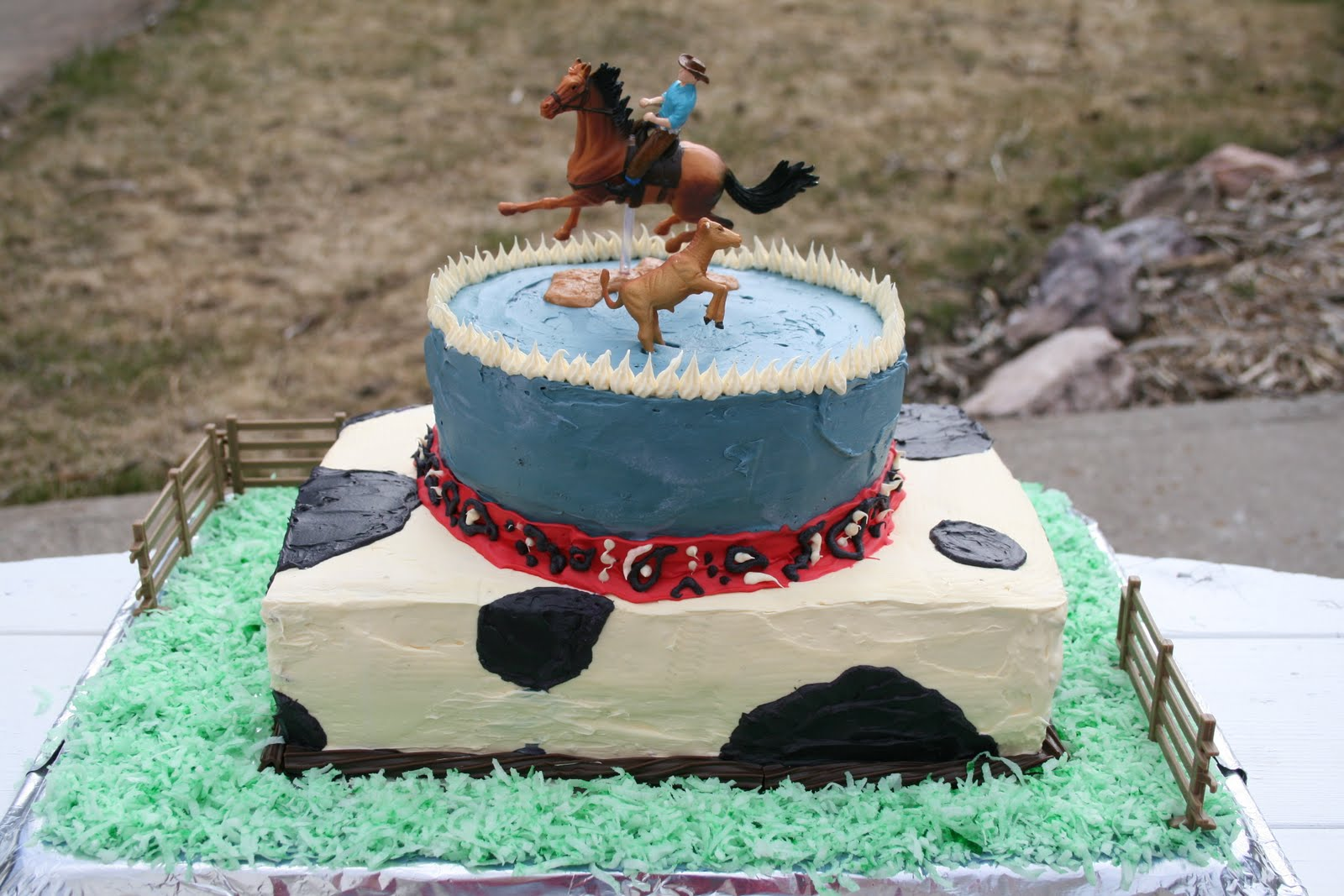The Nesting Corral Cowboy Birthday Party
