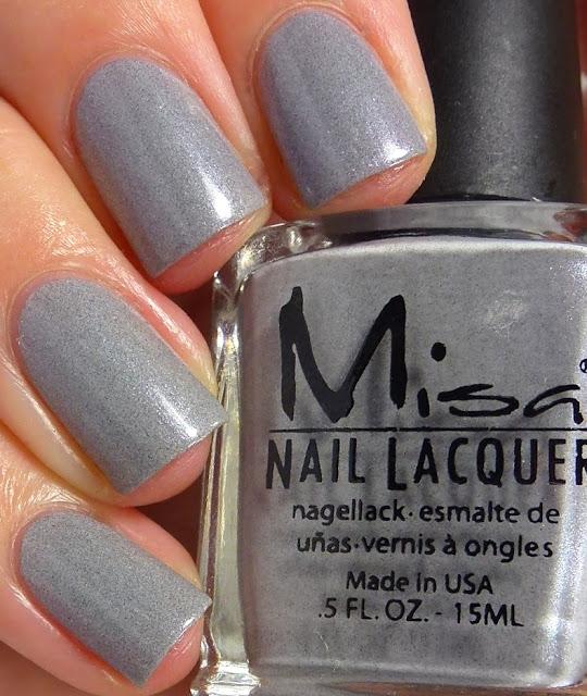 Misa Grey Matters, Swatch