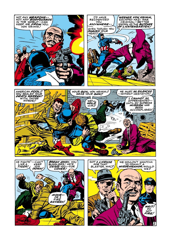 Captain America (1968) Issue #101 #15 - English 3