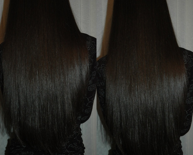 Waist Length Hair http://huskiii.blogspot.com/2012/01/living-with-waist-length-hair.html