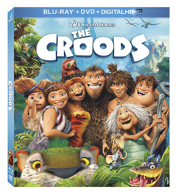 The Croods 2 Movie: September 2013