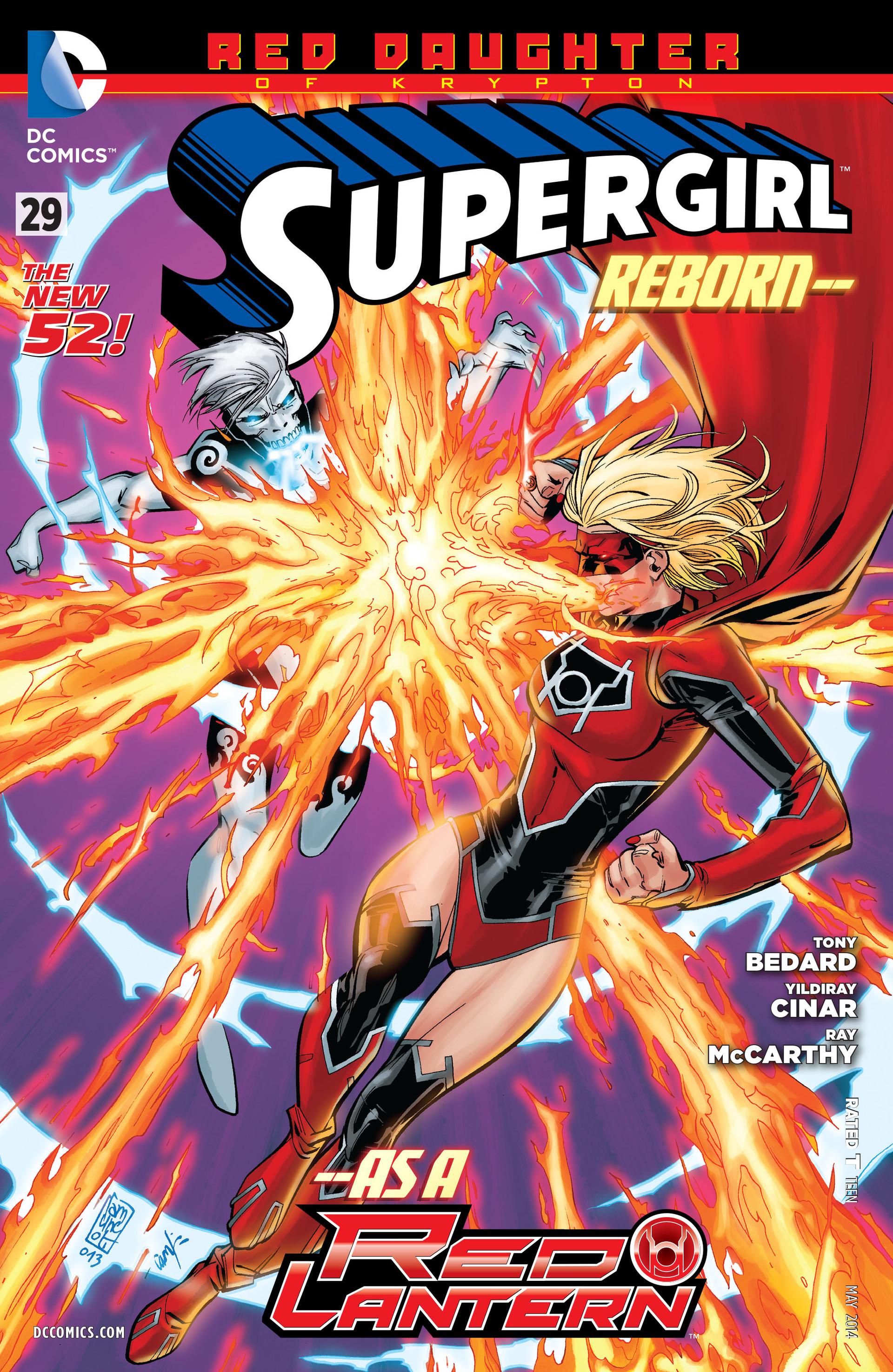 Supergirl (2011) Issue #29 #31 - English 1