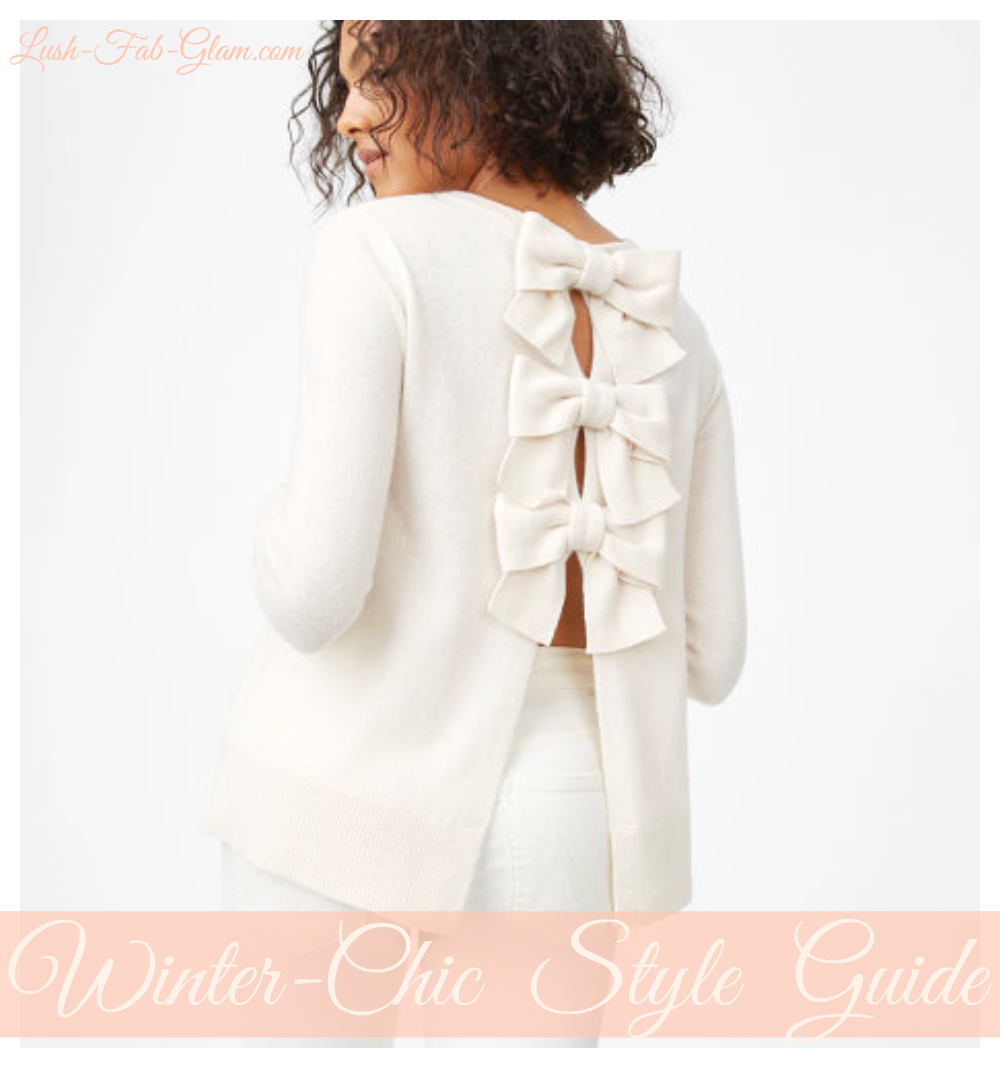 Swoon over these ube-chic winter fashions that will keep you warm & stylish.